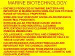 marine biotechnology16