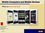 mobile computers and mobile devices37