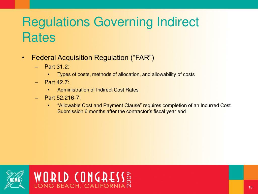 PPT - Indirect Rate Essentials PowerPoint Presentation - ID