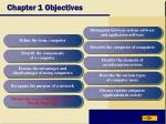 chapter 1 objectives20