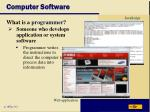 computer software31