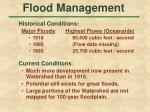 flood management35