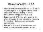 basic concepts f a