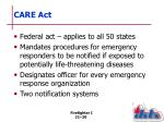 care act