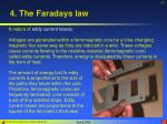 4 the faradays law31