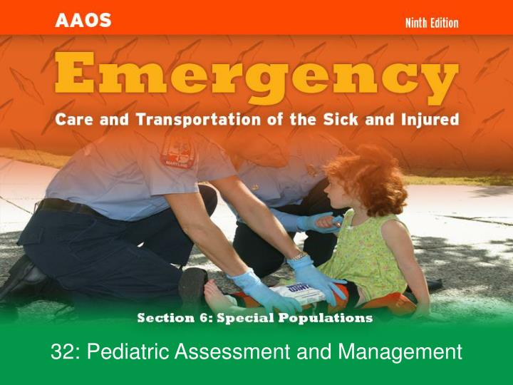 32 pediatric assessment and management n.
