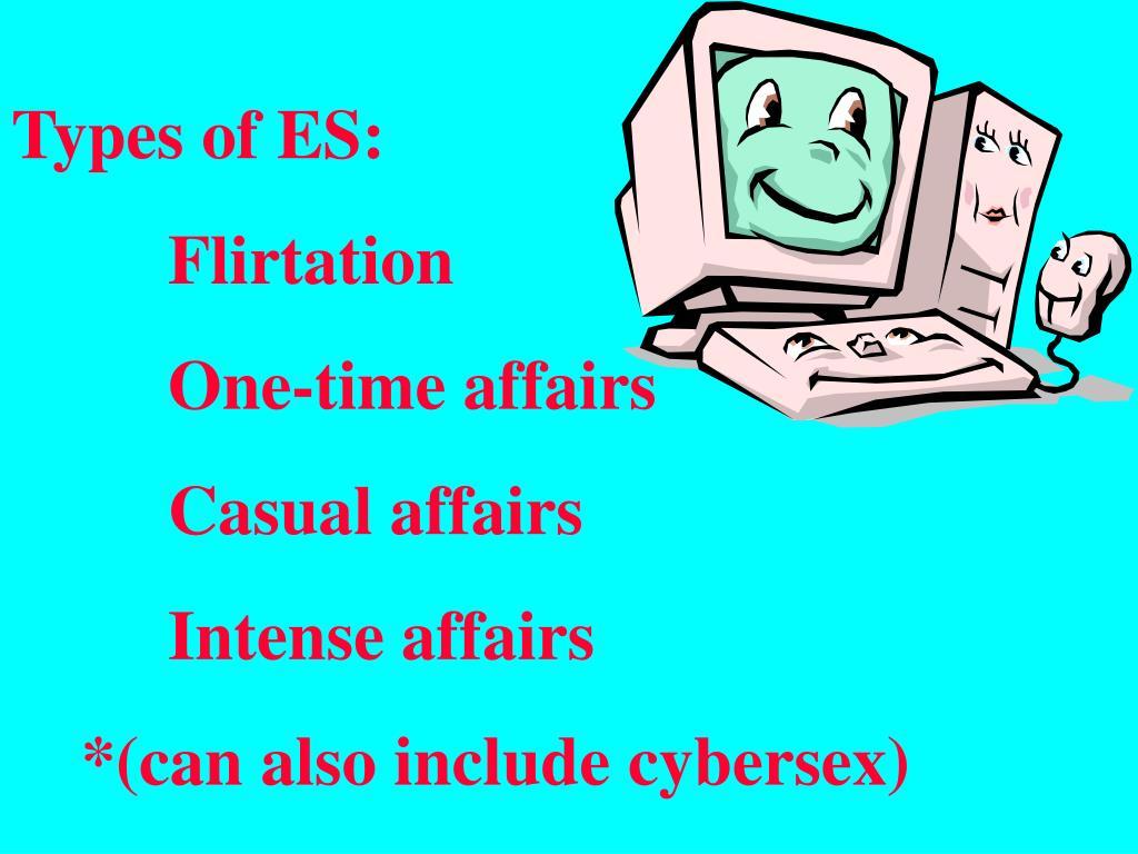 Types of ES:
