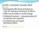 carlill v carbolic smoke ball 1893 1 qb 256