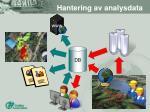 hantering av analysdata1