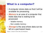 what is a computer4
