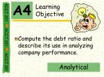 learning objective48