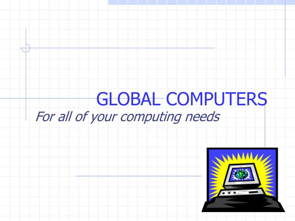 global computers l.