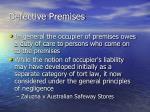 defective premises