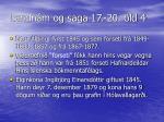 landn m og saga 17 20 ld 4