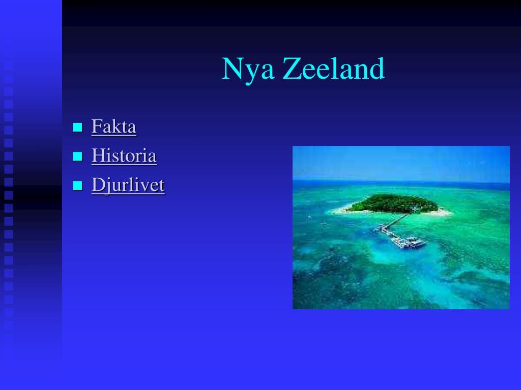 nya zeeland l.