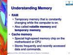 understanding memory27