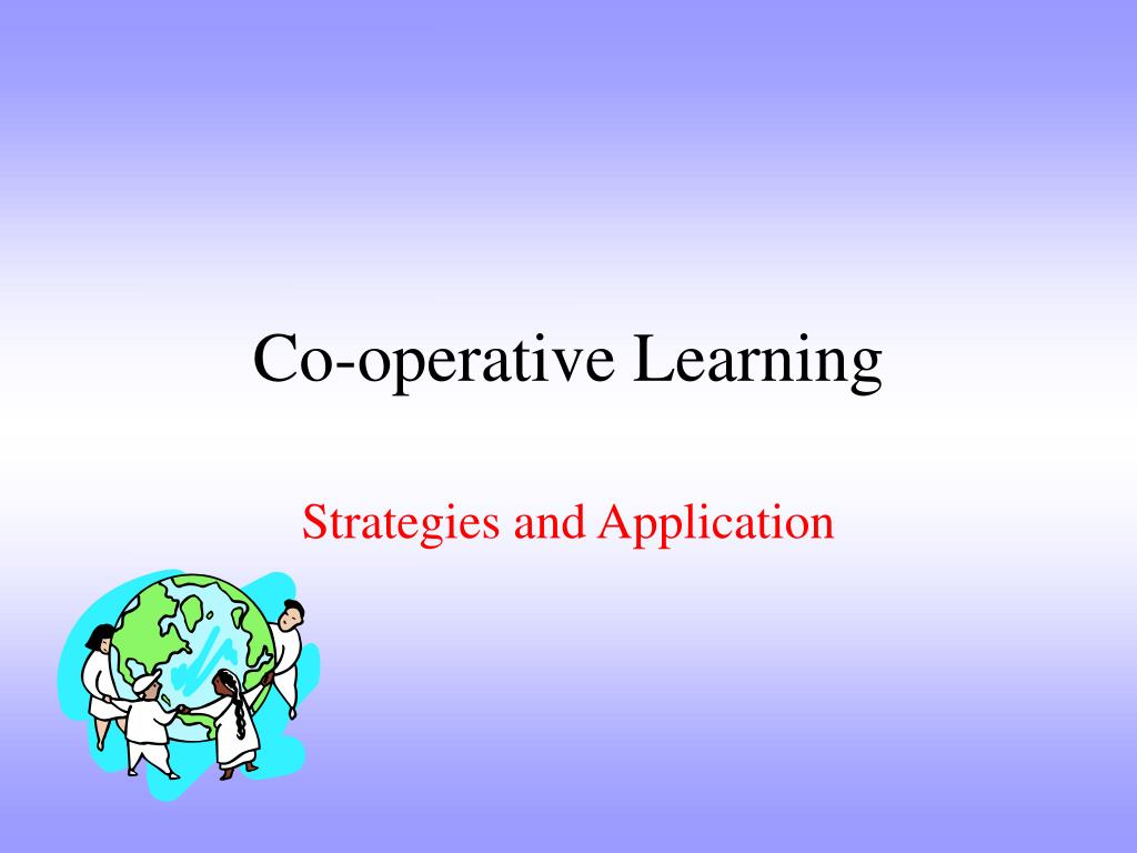 co operative learning l.
