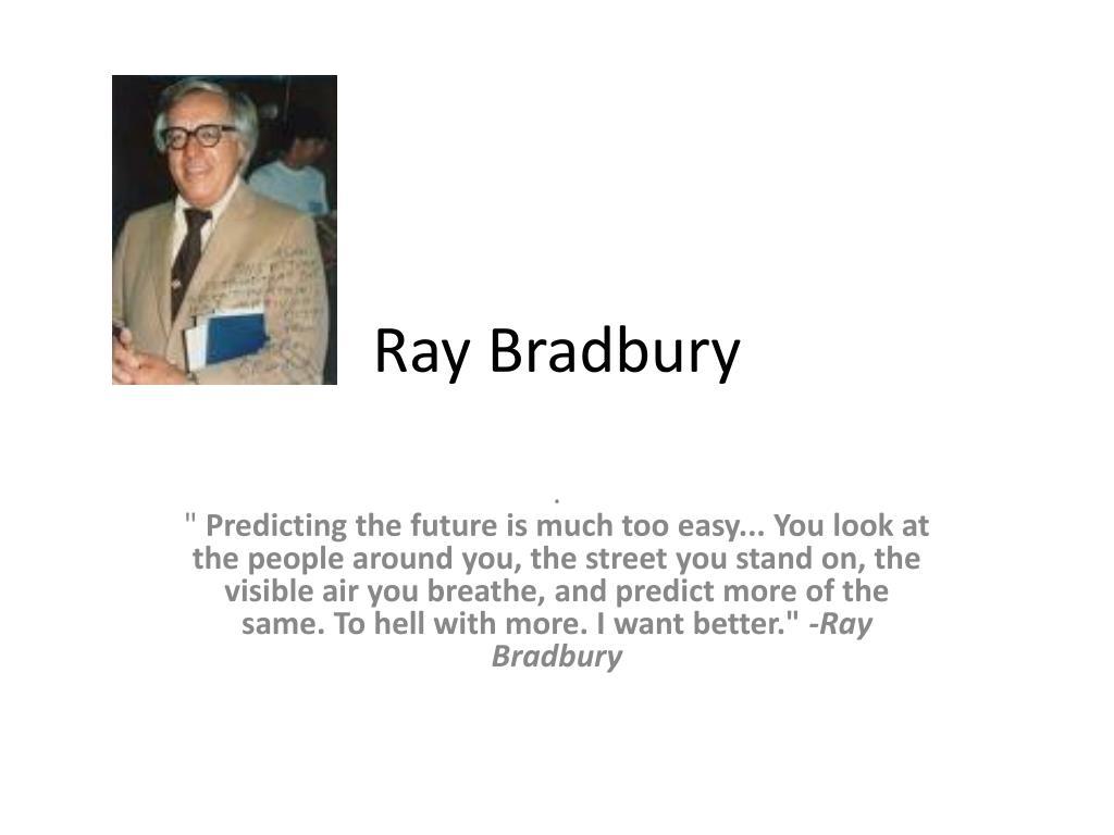ray bradbury l.