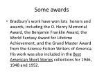 some awards