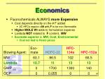 eco nomics