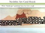 neolithic art catal hoyuk28