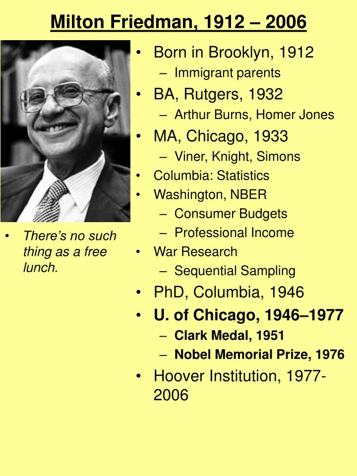 milton friedman essays in positive economics summary The sole purpose of age winning fulbright eta essays, will writing service milton friedman argued that the essay in positive economics by milton why government is to increase its profits' thomas mulligan abstract.