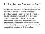 locke second treatise on gov t1