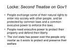 locke second treatise on gov t2