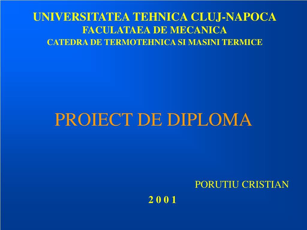 proiect de diploma l.