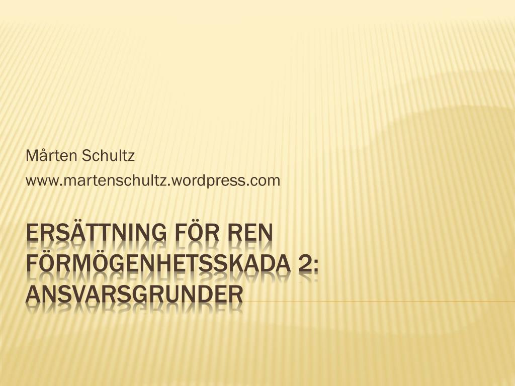 m rten schultz www martenschultz wordpress com l.