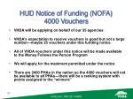 hud notice of funding nofa 4000 vouchers23