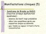 manifestations cliniques 5