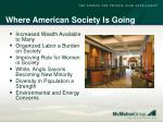 where american society is going49