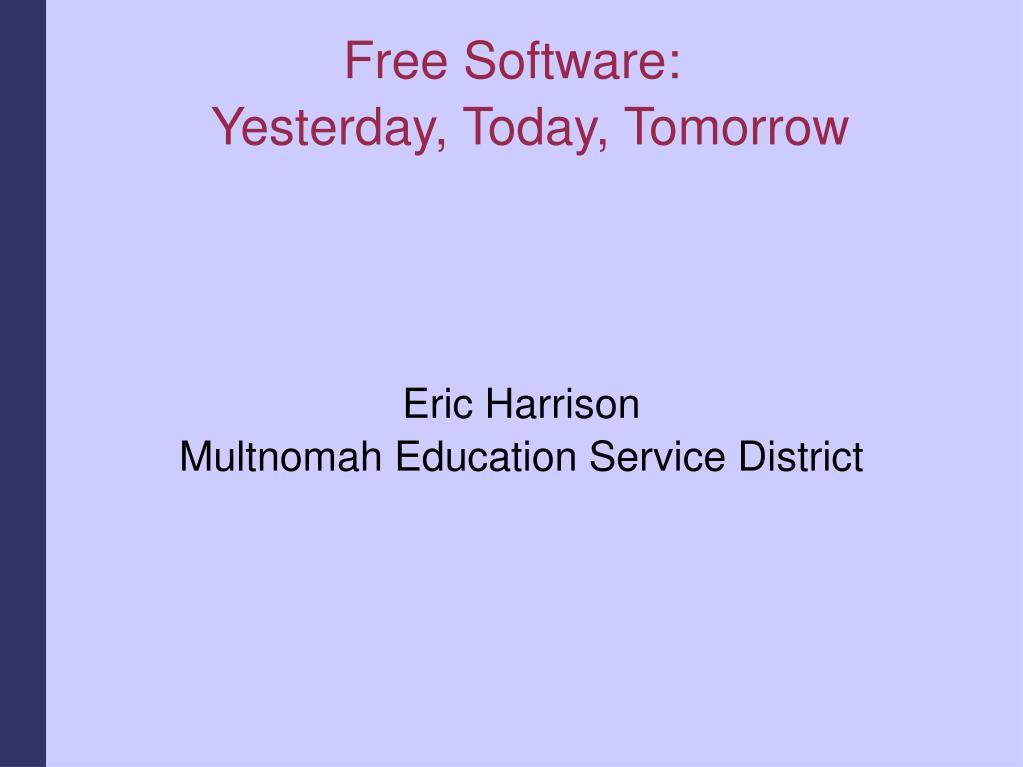 eric harrison multnomah education service district l.