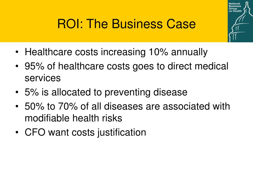 ROI: The Business Case