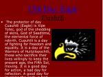 15th day eagle cuahtli