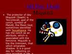 6th day death miquiztli
