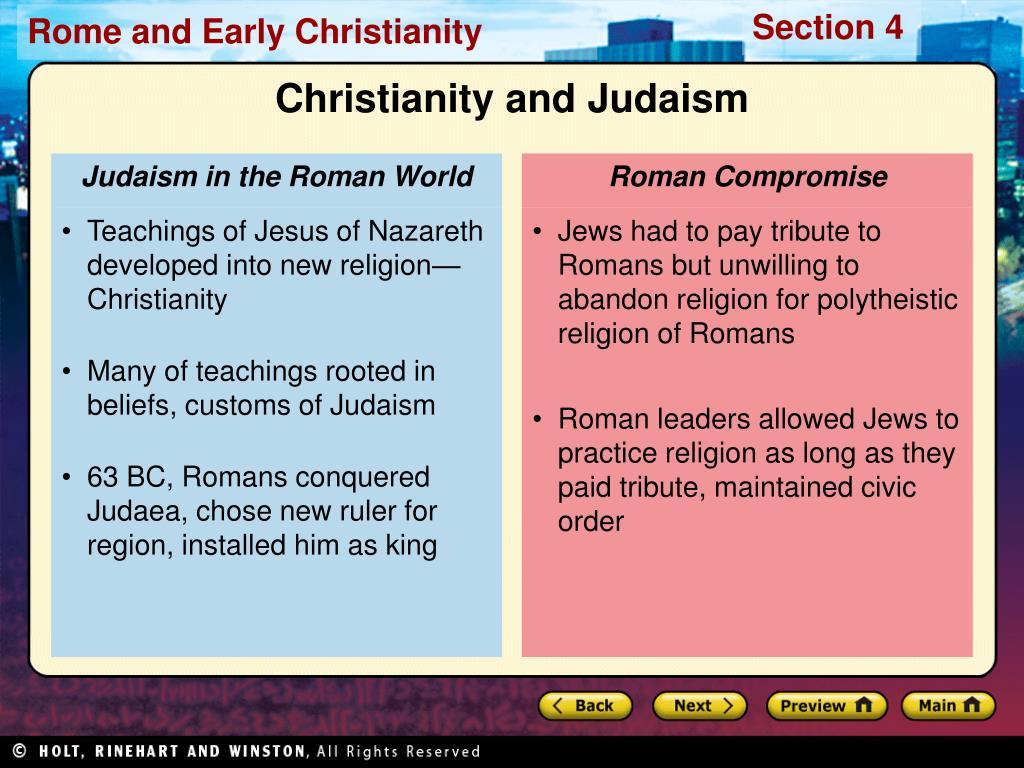 Roman Compromise