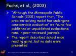 fuchs et al 200370