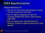 idea reauthorization6