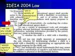 ideia 2004 law9