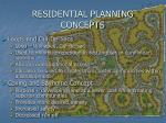 residential planning concepts21