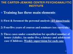 the carter jenkins center psychoanalytic institute20