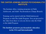 the carter jenkins center psychoanalytic institute6
