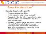funes the memorious7