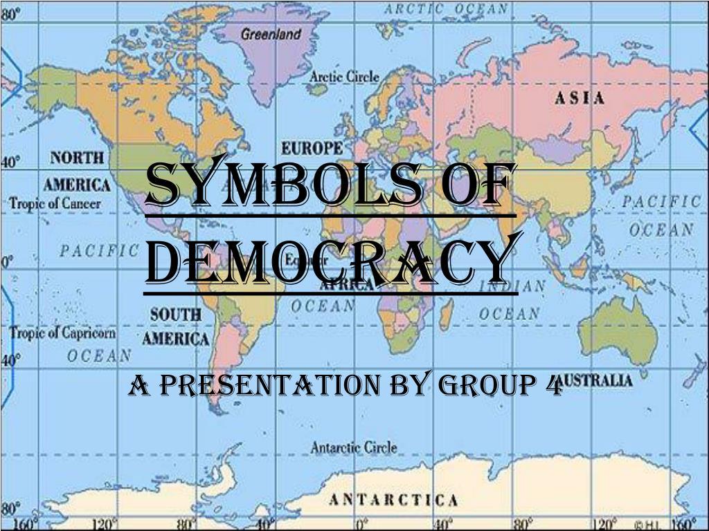 symbols of democracy l.
