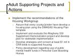 adult supporting projects and actions29