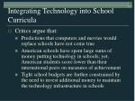 integrating technology into school curricula4