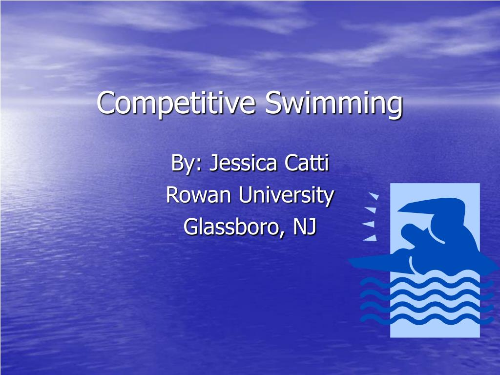 competitive swimming l.