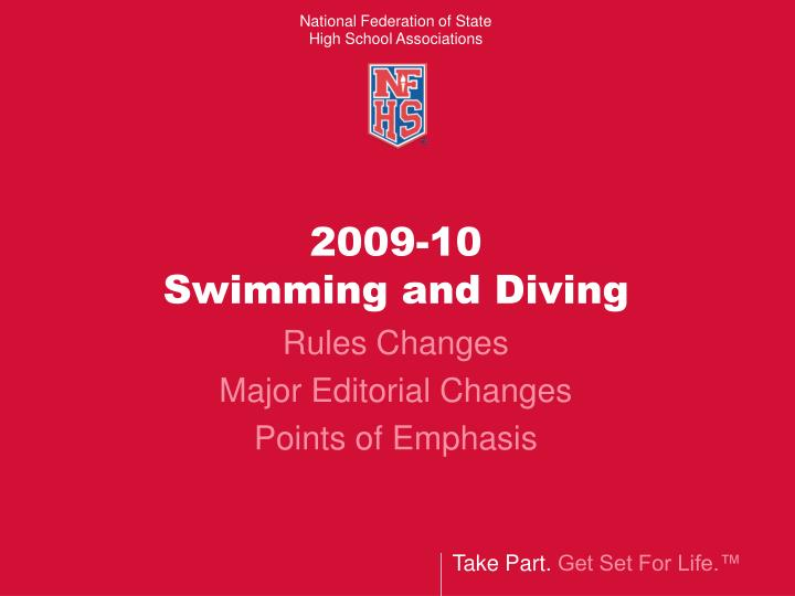 2009 10 swimming and diving n.
